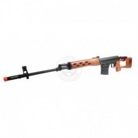 SVD Bolt-Action Sniper Rifle