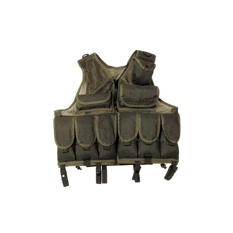 mfh tactical  MFH Tactical Vest OD Green - Tango Softair