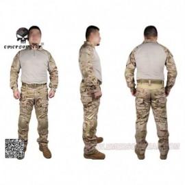 EMERSON NEW Combat Tactical Suit 2°Gen. Multicam Arid