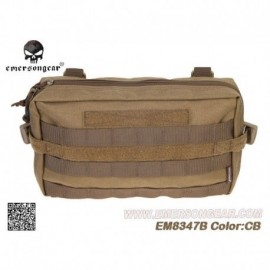 EMERSON Maxi Multi functional Utility Pouch CB