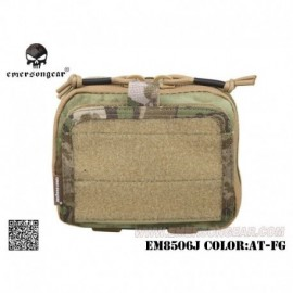 EMERSON ADMIN Multi-purpose Map Pouch AT-FG