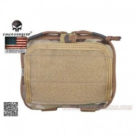 EMERSON ADMIN Multi-purpose Map PouchMulticam®