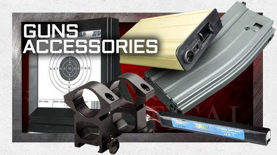GUNS ACCESSORIES